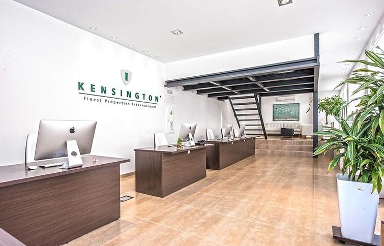 Immobilienbüro in Andratx, Mallorca