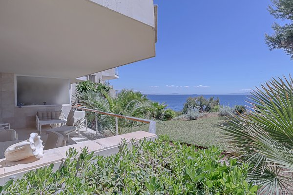 Terrace with sea views KPO01049