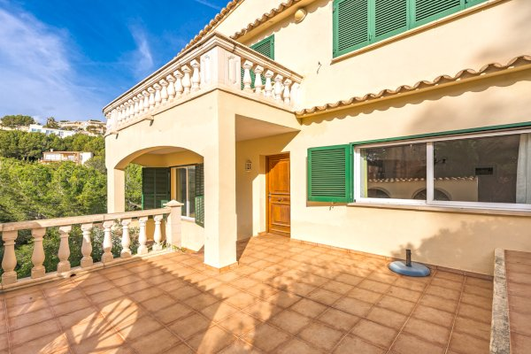 Sunny Terraces in Costa de La Calma Villa for Sale