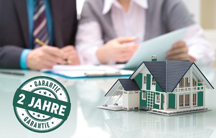 Immobilien Garantie